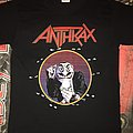 Anthrax '89 Tour Shirt