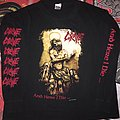 "Grave ""And Here I Day.. Satisfied"" L/S Shirt"