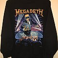 Megadeth Rust in Peace Sweatshirt