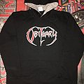 Obituary 'Pile Of Skulls' Hooded Top Hooded Top