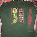Carcass 'Heartwork' Green L/S Shirt