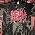 Morbid Angel All-Over Print Shirt NOS