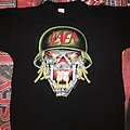 Slayer 'Decade Of Aggression' T-Shirt