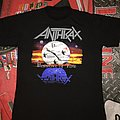 "Anthrax ""Persistence Of Time"" T-Shirt"