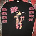 Morbid Angel 'Goat' L/S Shirt