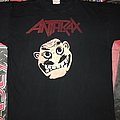 Anthrax Vintage Shirt