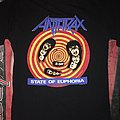 Anthrax 'State Of Euphoria' T-Shirt
