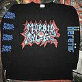 Morbid Angel 'Heretic' L/S Shirt