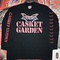 Dismember 'Casket Garden' L/S Shirt