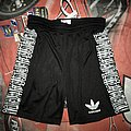 "Carcass - ""Adidas"" Shorts Other Collectable"