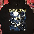 Iron Maiden '92 'Fear Of Dark' Hoodie Hooded Top