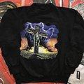 Slayer - TShirt or Longsleeve - Slayer 'European Campaign' Sweatshirt