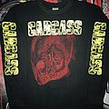 Carcass 'Red Cavity Chest-Definition' L/S Shirt