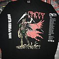 Cancer 'Death Shall Rise' L/S Shirt