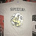 Sepultura - TShirt or Longsleeve - Sepultura 'Chaos A.D.' T-Shirt