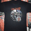 Slayer 'Live Undead' T-Shirt