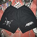 Anthrax 'Persistence Of Time' Shorts Other Collectable