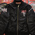 Slayer - Battle Jacket - Slayer Bomber Jacket