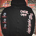 Cannibal Corpse 'Tomb Of the Mutilated' Hooded Top Hooded Top