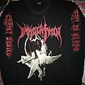 Immolation 'Canadian tour Of Possession' L/S Shirt