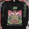 Morbid Angel - TShirt or Longsleeve - Morbid Angel 'Domination' L/S shirt