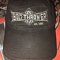 Bolt Thrower Logo Cap Other Collectable