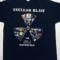 Nuclear Blast Records '10 Years' T-Shirt