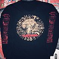 Carcass 'European Evisceration III' L/S Shirt