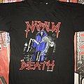 Napalm Death - TShirt or Longsleeve - Napalm Death 'Raise Above' Shirt