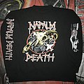 """Napalm Death - TShirt or Longsleeve - Napalm Death 'Ramshead"""" L/S Shirt"""