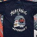 Slayer - TShirt or Longsleeve - Slayer 'Slatanic Wehrmacht' tshirt