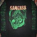 Carcass - TShirt or Longsleeve - Carcass '92 'Gods Of Grind European Tour' Long Sleeve