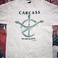 Carcass - TShirt or Longsleeve - Carcass 'Heartwork'  tshirt