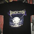 Benediction 'Dark Is the Season' T-Shirt
