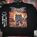 Dismember 'Massive Killing Capacity' L/S Shirt