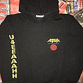 Anthrax '88 'State Of Euphoria' Hoodie Hooded Top