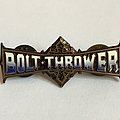 Bolt Thrower Badge Pin / Badge