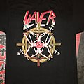 Slayer 'Circle Of Beliefs' T-Shirt NOS