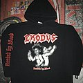 "Exodus 'Bonded By Blood"" Hooded Sweatshirt"