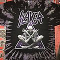 Slayer Tie Dye TShirt or Longsleeve