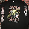 Napalm Death Long-Sleeve Shirt