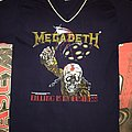 Megadeth 'Killing Is my Business...' Shirt NOS