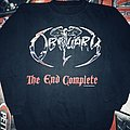 Obituary 'The End Complete' Sweatshirt