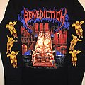 "Benediction Rare ""World Domination/Chapter II"" L/S Shirt"