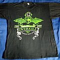 "Overkill ""12 years"" T-shirt"