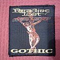 "Paradise Lost ""Gothic"" Patch"
