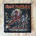 Iron Maiden - Patch - Iron Maiden - Hallowed Be Thy Name patch