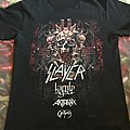 Slayer - TShirt or Longsleeve - Slayer, Lamb Of God, Anthrax, Obituary - World tour 2018 T-shirt