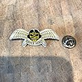 Iron Maiden - Pin / Badge - Iron Maiden - Bruce Air pin badge