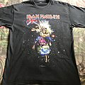 Iron Maiden - TShirt or Longsleeve - Iron Maiden - A Matter Of The Beast Download Festival event T-shirt